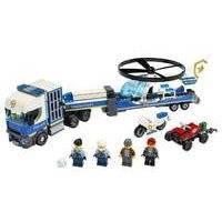 Poliisihelikopterin kuljetus (LEGO 60244)