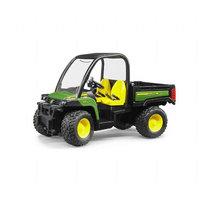 Bruder John Deere Gator 855D traktori (Bruder 2491)