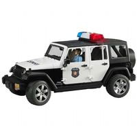 Jeep Wrangler poliisi (Bruder 2526)