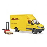 DHL Sprinter ja Trukki (2534)