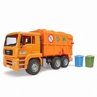 Jäteauto (Bruder 2760)
