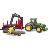 John Deere 7930 -traktori veto (Bruder 3054)