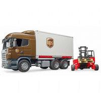 Scania R-sarjan logistiikkakul (03581)