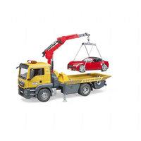 MAN autonkuljetusauto (Bruder 03750)