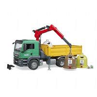 Bruder MAN TGS jäteauto (Bruder 03753)