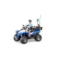 Poliisimönkijä naispoliisilla (Bruder 63010)