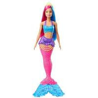 Barbie merenneito vaaleanpunai (Barbie)