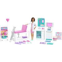 Barbie Quick Plaster Clinic (Barbie)