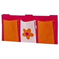 Flower Power sängyn kangaslokerikko (Hoppekids)