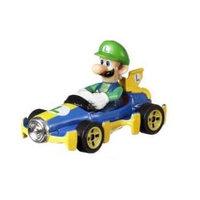 Hot Wheels Mario Kart Luigi 1: (Hot Wheels)