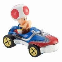 Hot Wheels Mario Kart Toad 1:6 (Hot Wheels)
