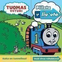 Tuomas Veturi Piilota ja Liu uta (Tuomas Veturi 41604)