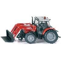 M.F. traktori ja kauha 1:32 (Siku 883653)