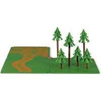 Hiekkatie ja metsää (Siku 5699)