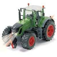 Kauko-ohjattava traktori valolla (Siku 6880)