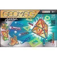 Geomag Panels Glitter 68 osaa (Geomag 533)