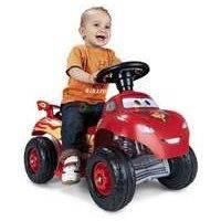 Cars McQueen Quad 6V (Feber 8885)