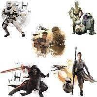 Star Wars EPVII seinätarrat (Star Wars 7742)