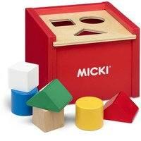 Palikkalaatikko, Classic (Micki 102161)