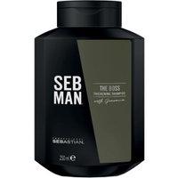 SEB Man The Boss Shampoo, 250ml, Sebastian