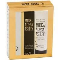 Musk Kit, EdT 25ml + Lotion 100ml, Alyssa Ashley