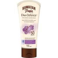 Hawaiian Tropic DueDefence Sun Lotion SPF50, 180 ml Hawaiian Tropic Aurinkovoiteet