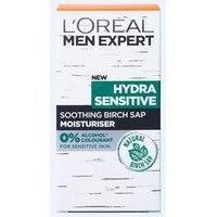 L'Oreal Paris Men Expert Hydra Sensitive Protective Moisturiser Cream (50mL)