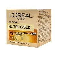 L'Oreal Paris Nutri Gold Ultimate Nutrition Day Rich Cream (50mL)