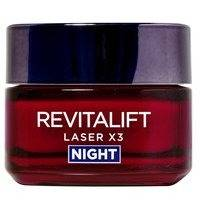 L'Oreal Paris Revitalift laser Anti-ageing Night Cream-mask (50mL)