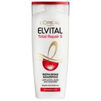 L'Oreal Paris Elvital Total Repair Shampoo (400mL)