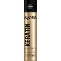 Syoss Styl. Hairspray Keratin (300mL), Syoss