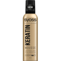Syoss Styl. Hair Mousse Keratin (250mL)
