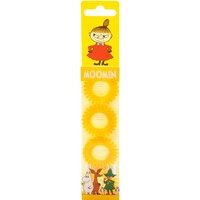 Moomin Hair Ring Yellow, Muumi