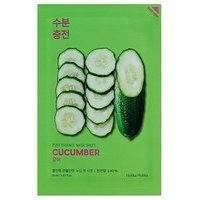Holika Holika Kasvonaamio Pure Essence Mask Sheet - Cucumber, Holika Holika