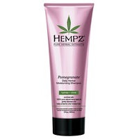 Hempz Pomegranate Daily Herbal Moisturizing Shampoo (266mL)