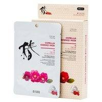 Mitomo Camelia Essence Mask Box (4pcs)