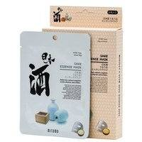 Mitomo Sake Essence Mask Box (4pcs)