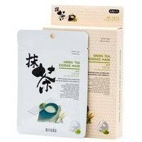 Mitomo Green Tea Essence Mask Box (4pcs)