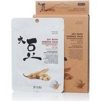 Mitomo Soy Bean Essence Mask Box (4pcs)