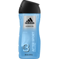 Adidas 3in1 After Sport Shower Gel (250mL)