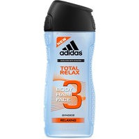 Adidas 3in1 Total Relax Shower Gel (250mL)