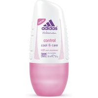 Adidas Cool & Care Control Roll-On Deodorant (50mL)