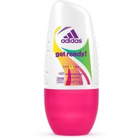 Adidas Get Ready! For Her Roll-On Deodorant (50mL)
