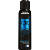 L'Oreal Professionnel Wet Domination Shower Shine Lacquer Shine Spray (160mL)