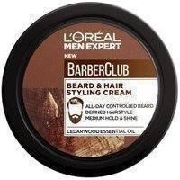 L'Oreal Paris Men Expert Barber Club Beard Styling Pomade (75mL), L'Oreal Paris