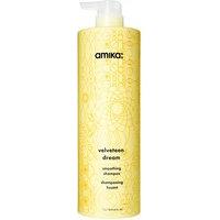 Amika Velveteen Dream Smoothing Shampoo (1000mL), Amika
