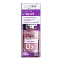 Depend O2 Strength Overnight (11mL), Depend