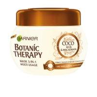 Garnier Botanic Therapy Coconut Milk Hair Mask 3-in-1 (300mL)