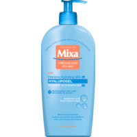 Mixa Hyalurogel Intensive Hydrating Milk (400mL)