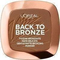 L'Oreal Paris Back To Bronze Powder (9g) 02 Sunkiss